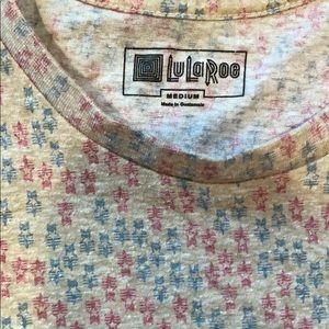 LuLaRoe Shirts - EUC Lularoe Patrick T
